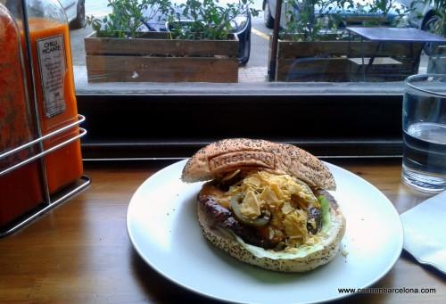 D.F. Burger at Timesburg