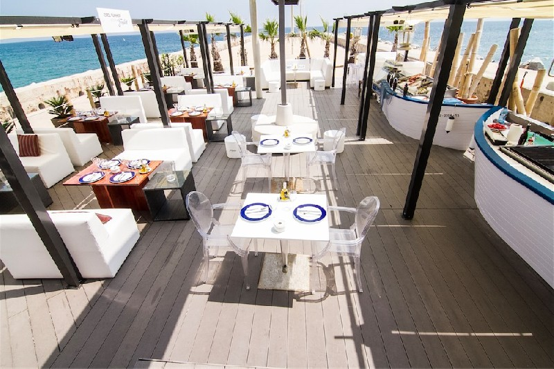 Boo Beach restaurant