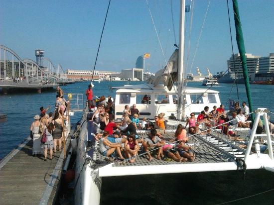 Catamaran-orsom