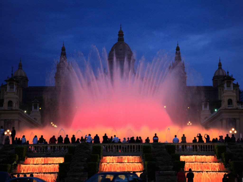 Magic Fountain 2