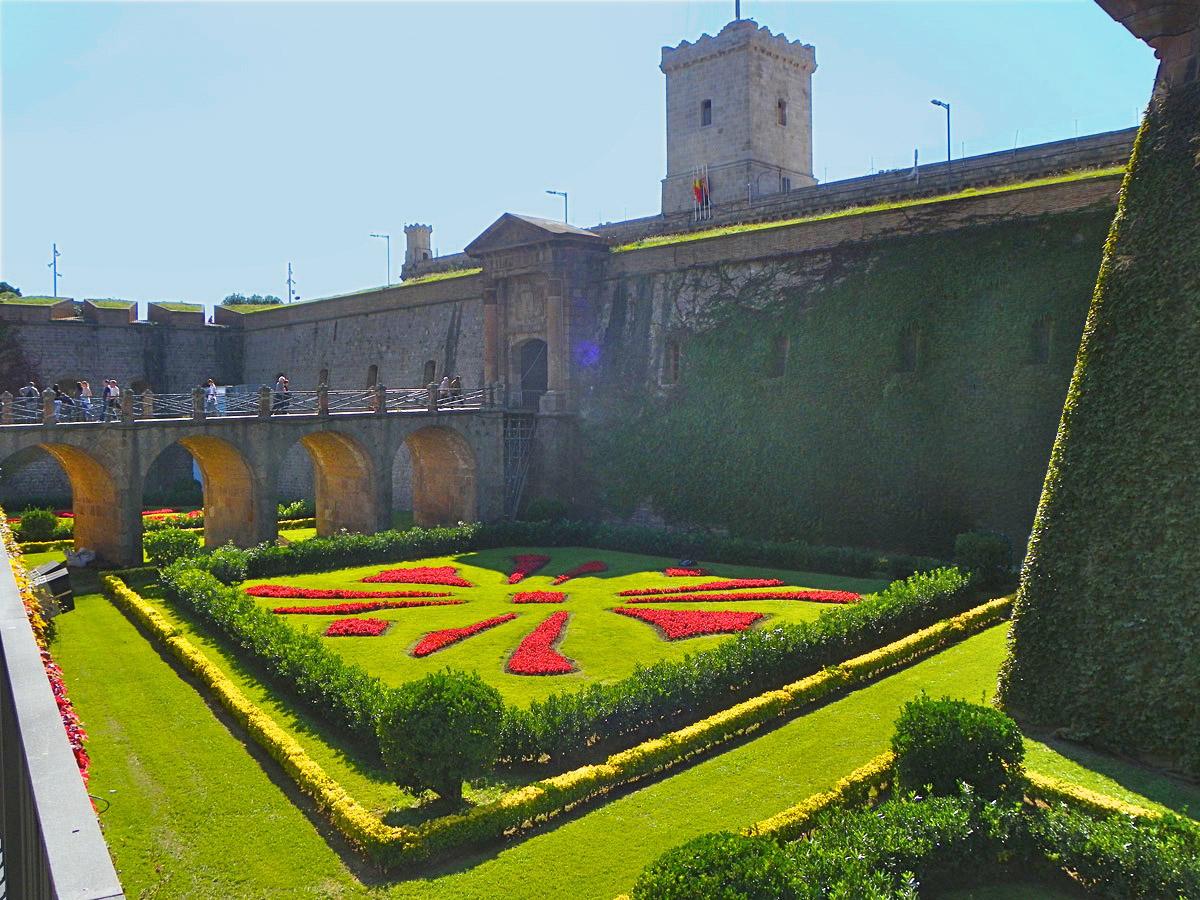 Montjuic Castle 3