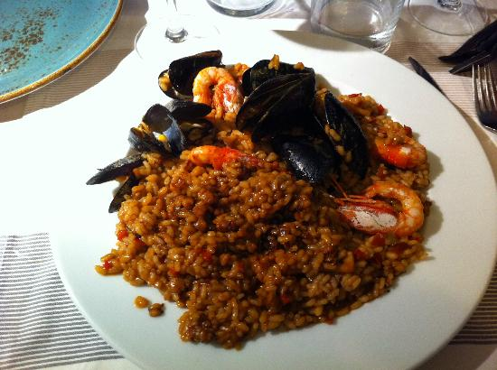Mark Sargeant's Quick Paella Recipes — Dishmaps