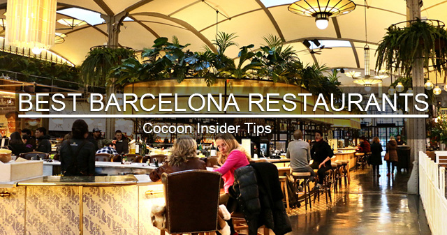 Insider tips: Our top restaurants in Barcelona (2018)
