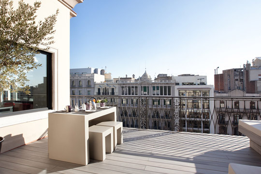 Appartement Barcelona   Cocoon Vnf 13u20ac Pers/Nacht !