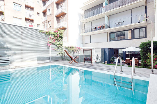 Captivating Appartement Barcelona   Cocoon Vnf 13u20ac Pers/Nacht !